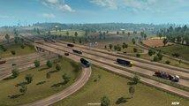 Omlazená mapa Euro Truck Simulator 2 vypadá na prvních srovnávacích obrázcích k nepoznání