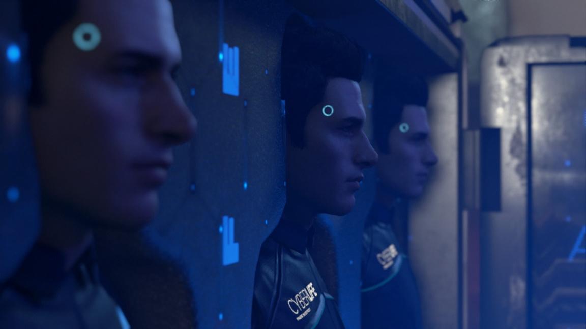 Detroit: Become Human se stal nejprodávanější hrou studia Quantic Dream