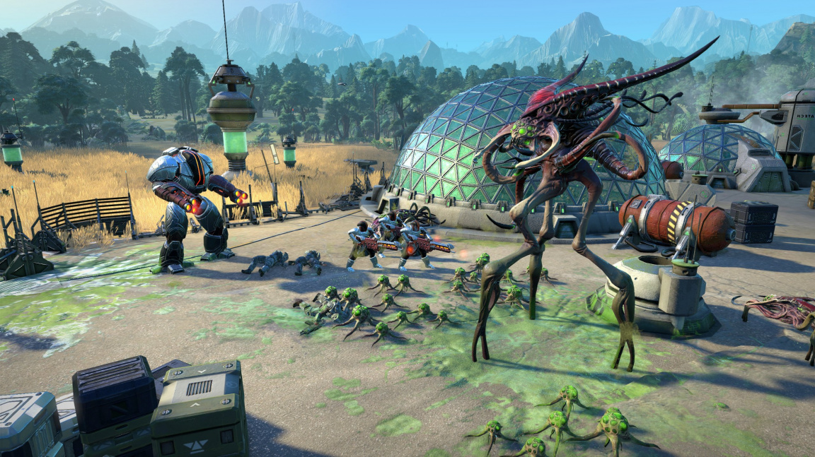 Age of Wonders: Planetfall posune strategickou sérii do říše sci-fi