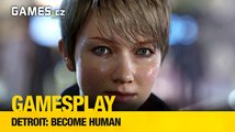 GamesPlay - hrajeme sci-fi adventuru Detroit: Become Human
