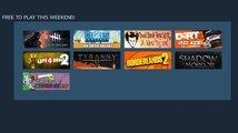 Steam o víkendu nabízí 9 her zdarma a slevu na všechny díly Assassin's Creed