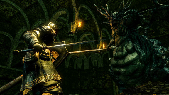 Modifikace Nightfall od základu mění Dark Souls