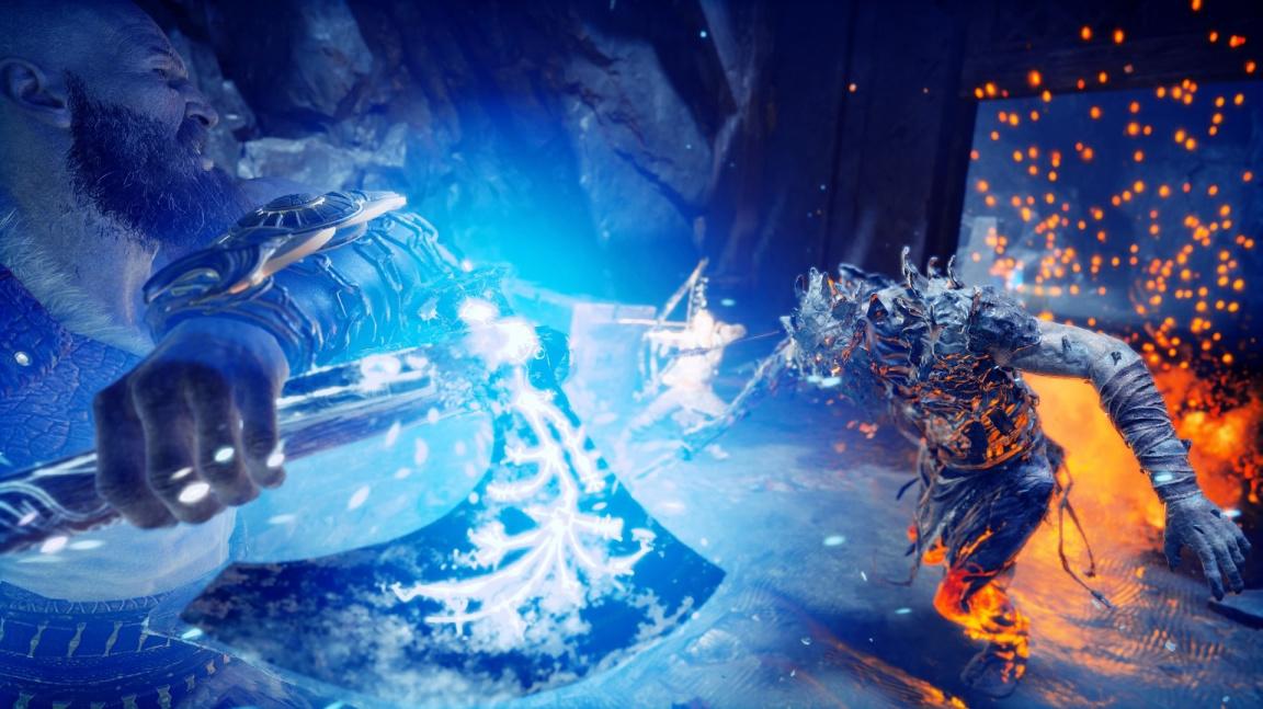 God of War nepřestává vládnout: za první měsíc prodal přes 5 milionů kusů