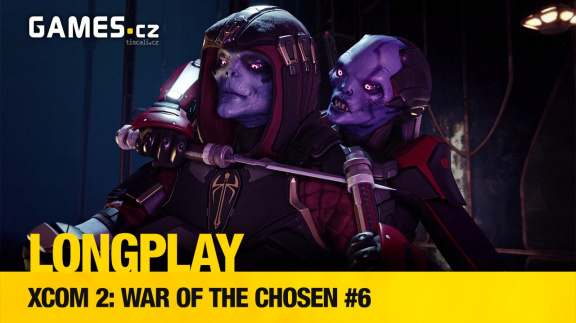 LongPlay - XCOM 2: War of the Chosen #6: konec na dohled