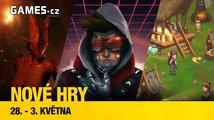 Nové hry - 28. května až 3. června