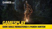 GamesPlay - pokus o speedrun Dark Souls: Remastered s panem Dortem
