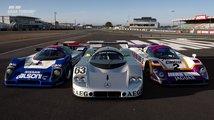 Květnový update rozšiřuje Gran Turismo Sport o Le Mans a devítku nových aut