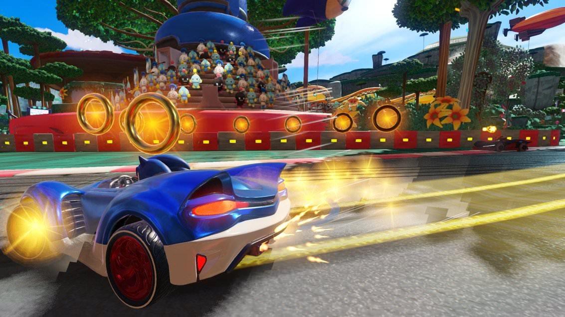 Team Sonic Racing – recenze