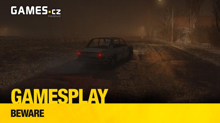 GamesPlay - přežíváme ve Škodovce v českém survivalu Beware