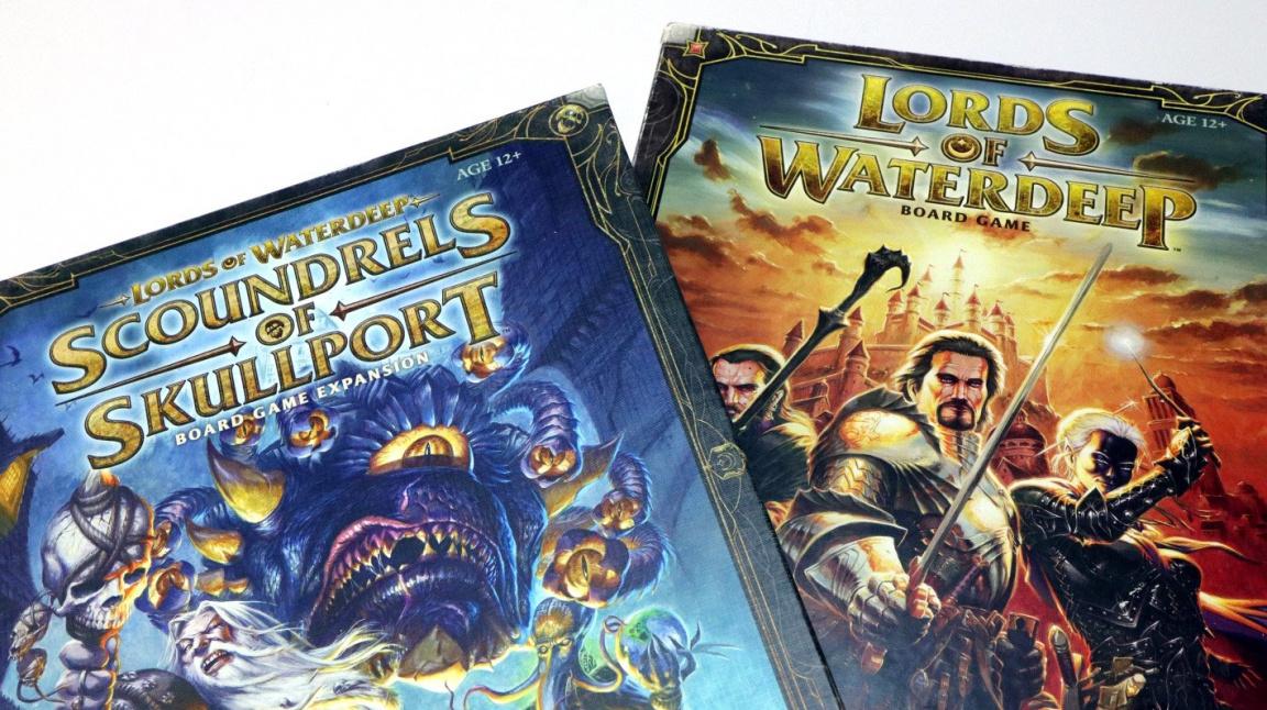 Lords of Waterdeep – recenze deskovky ze světa Dungeons and Dragons
