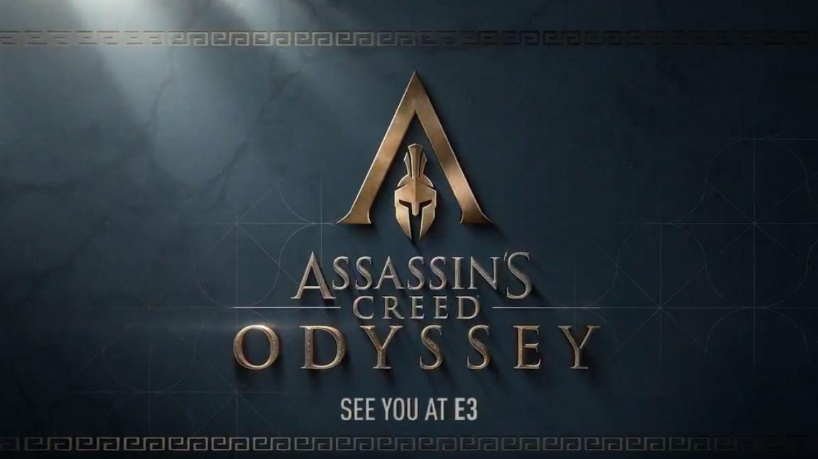 Čerstvě oznámený Assassin's Creed Odyssey vás zavede do Řecka