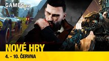 Nové hry, které vyjdou v příštím týdnu