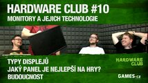 Hardware Club #10: Monitory