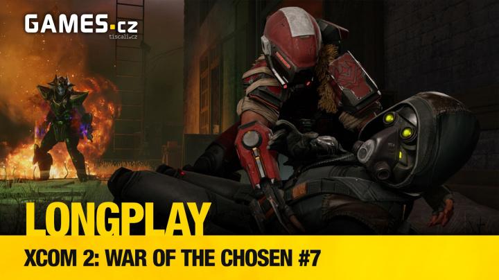 LongPlay - XCOM 2: War of the Chosen #7