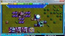 The 8-Bit Guy chystá třetí díl strategie Planet X exkluzivně na MS-DOS