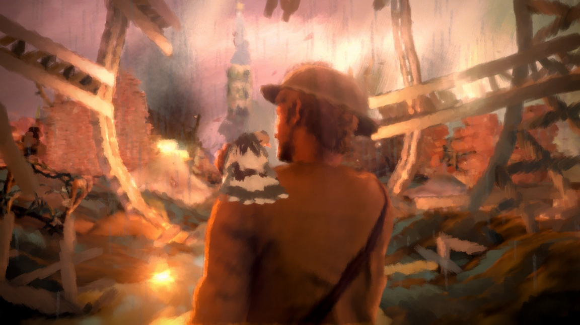 Adventura 11-11: Memories Retold předvádí unikátní grafiku a vítá světové dabéry