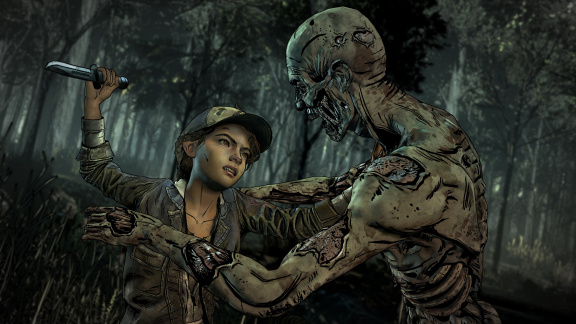 Poslední série The Walking Dead zůstane příběhem Clementine