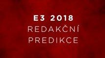 E3 2018: redakční predikce