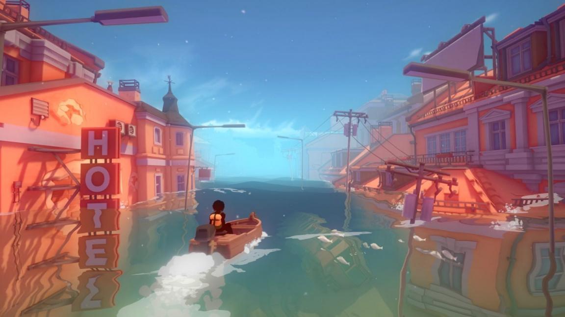 Emotivní Sea of Solitude vyjde pod hlavičkou EA na začátku příštího roku