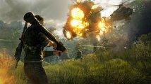 Hraný trailer k Just Cause 4 balancuje na hraně trapnosti