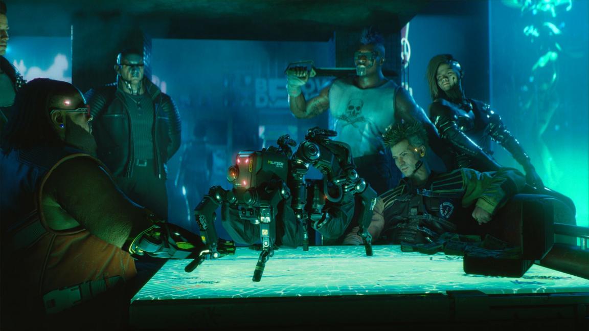 Multiplayer pro Cyberpunk 2077 je menším projektem, s monetizací chtějí být vývojáři opatrní