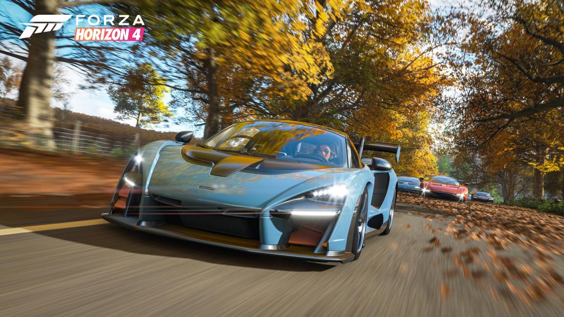 Britská Forza Horizon 4 sází na sdílený svět a měnící se roční období