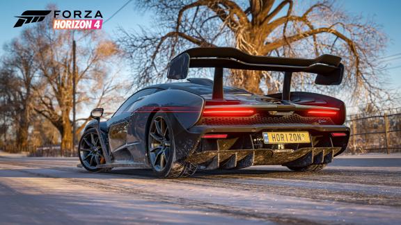 Forza Horizon 4 se brzy podívá na bouřlivý ostrov a Gymkhanu