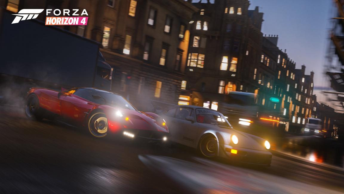 Online režim není ve Forza Horizon 4 povinný, ostatní hráči vám škodit nebudou