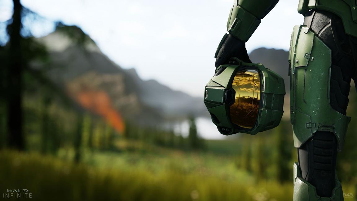Halo Infinite vévodí Master Chief, vývoj má před sebou dlouhou cestu