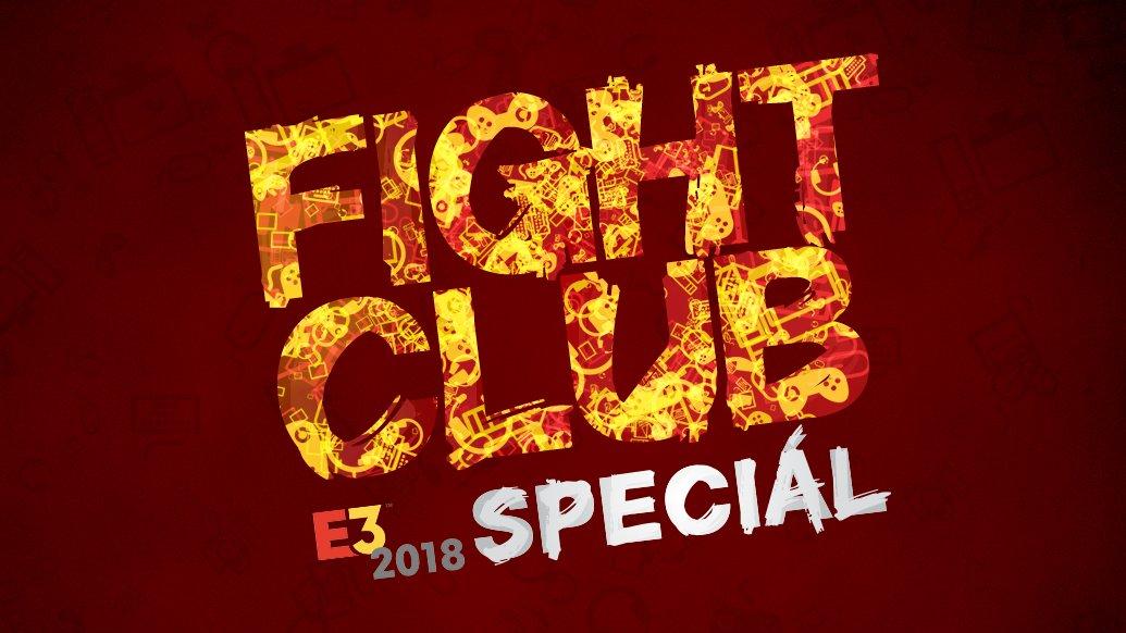 Sledujte poslední Fight Club Speciál k E3 s Milošem Bohoňkem a Davidem Vávrou