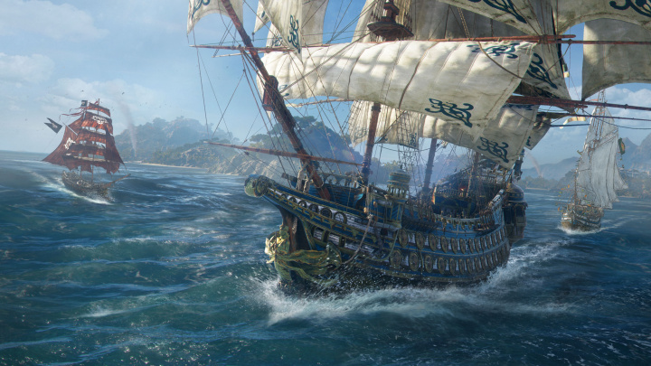Vývoj pirátského Skull & Bones se podle nových zpráv točí v kruzích