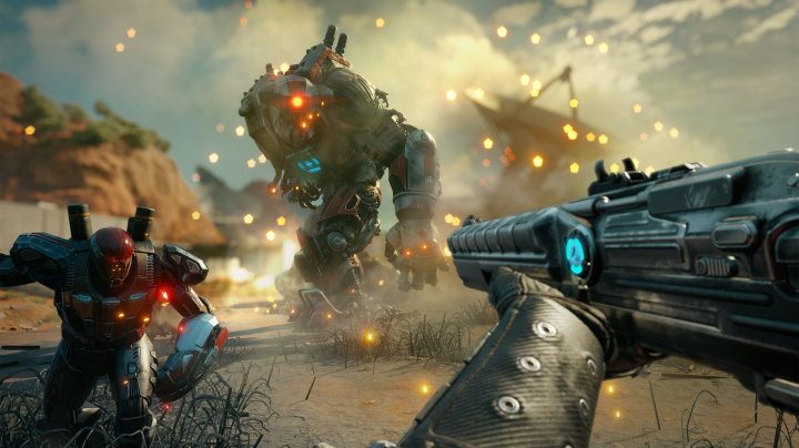 Rage 2 je střílečka se srdcem DOOMa – dojmy z hraní na E3