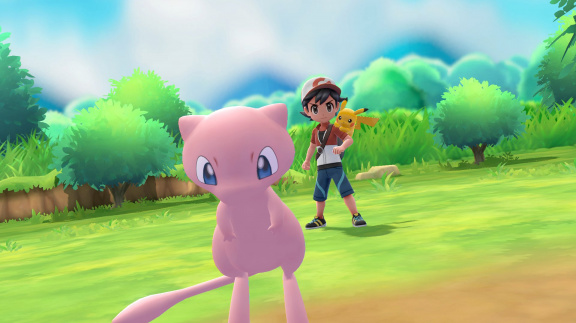 Pokémon Let's Go Pikachu & Eevee – recenze