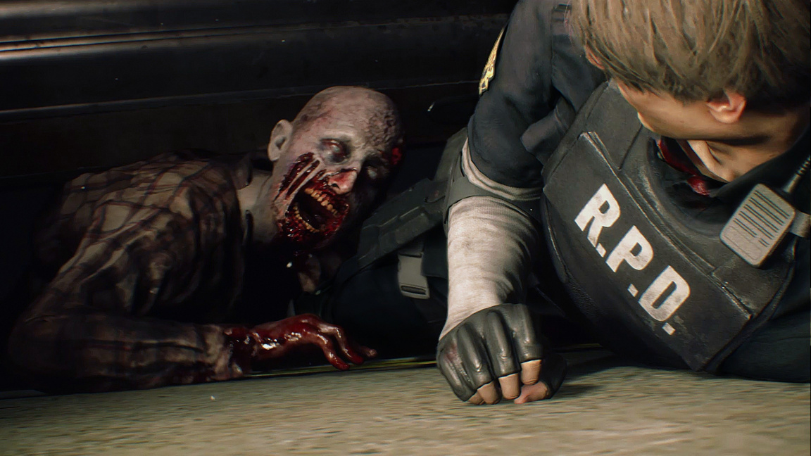 Resident Evil 2 – recenze