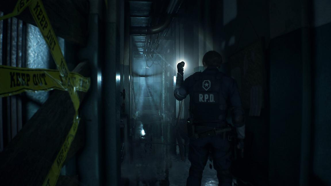 Leon a Claire se vrací - Capcom konečně ukázal remake Resident Evil 2