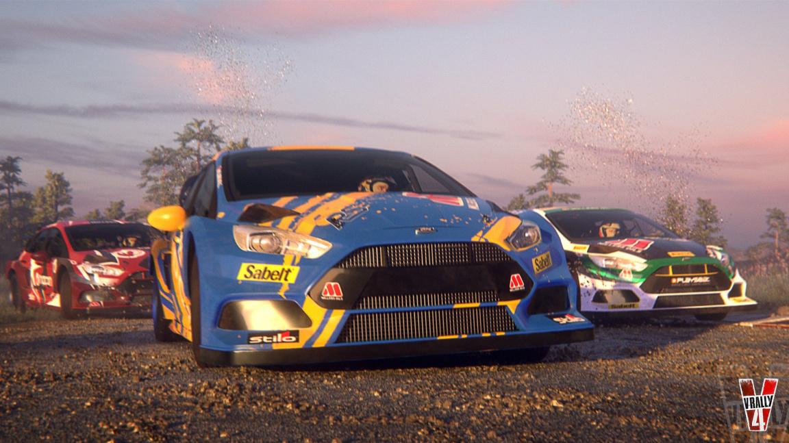 V-Rally 4 je arkáda s lehkými možnostmi simulace – dojmy z hraní na E3