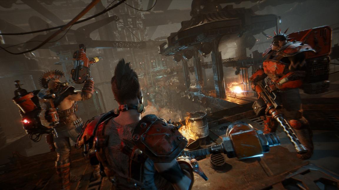 Necromunda: Underhive Wars je tahově-realtimový Warhammer 40k – dojmy z E3