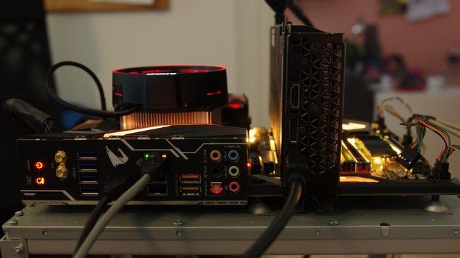 Test AMD Ryzen 2. generace