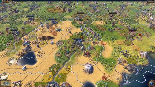 Civilizace VI ve 4K