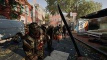 Kooperace Overkill's The Walking Dead ukázala dvacet minut kosení zombíků