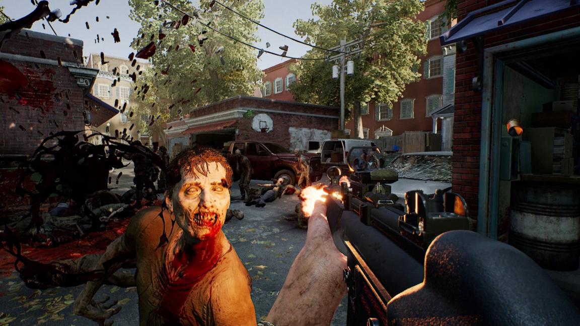 Nepříliš úspěšné Overkill's The Walking Dead pořídíte za půlku