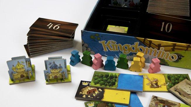 Kingdomino/Queendomino