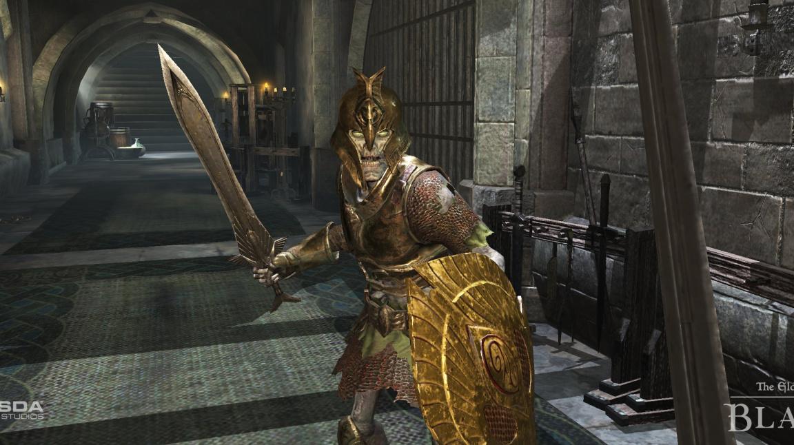 Odstartoval uzavřený early access The Elder Scrolls: Blades