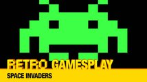 Retro GamesPlay – Space Invaders