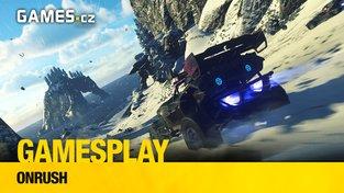 GamesPlay - hrajeme divokou arkádovou akci Onrush