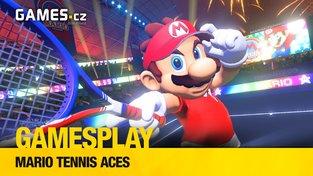GamesPlay - Mario Tennis Aces