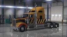 Kamioňáci, spojte se. Kalifornský zával v American Truck Simulator se sám neodstraní