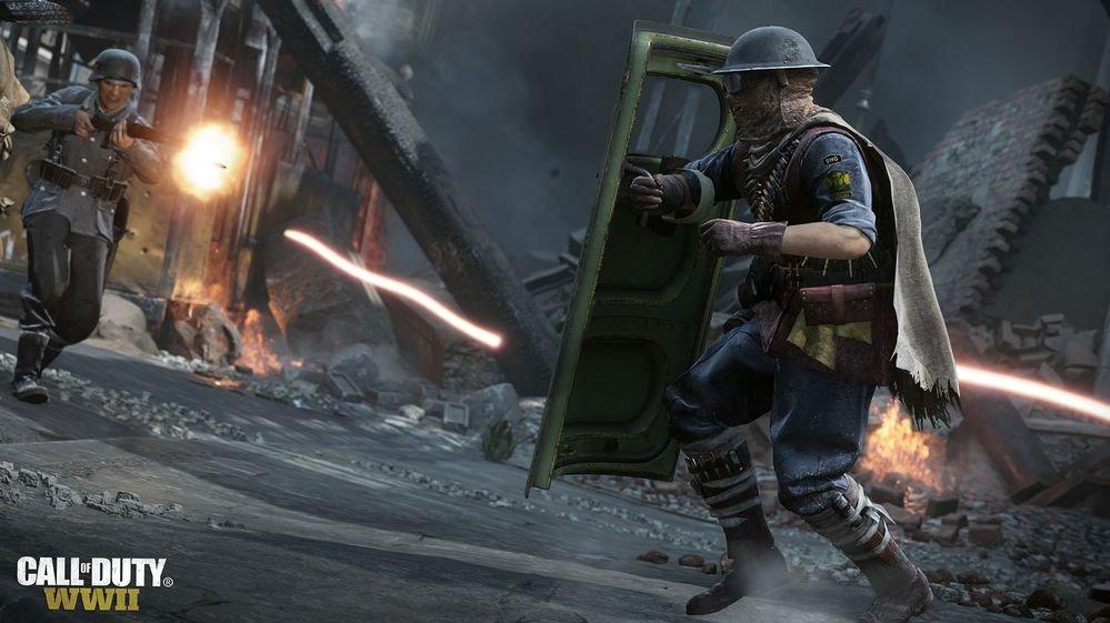 Třetí DLC pro Call of Duty: WWII vás vezme do Ruska, Nizozemí a Itálie
