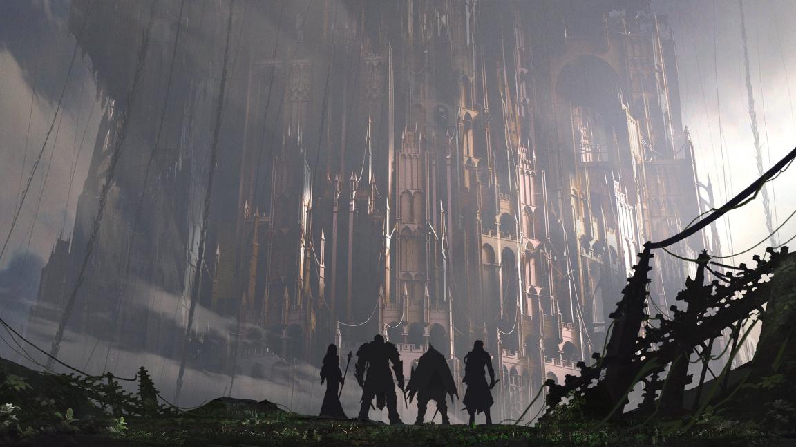 Tvůrci Bayonetty a Nier: Automata pracují na tajemném projektu Babylon's Fall
