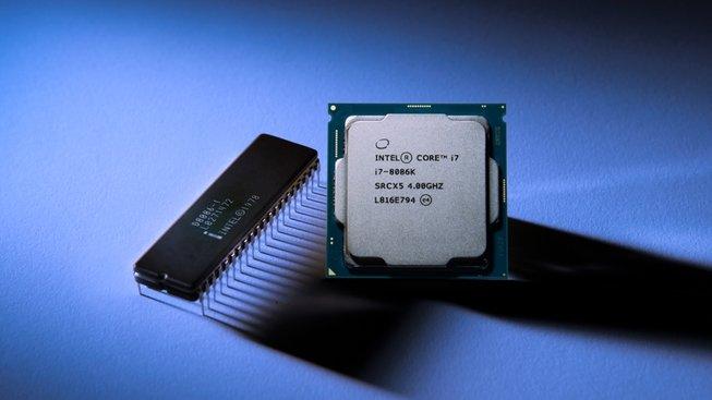 Procesor Intel Core i7-8086K